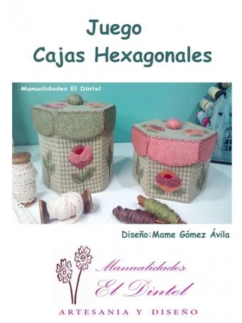 Cajas Exagonales