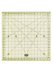 REGLA IDEAS PATCHWORK CUADRADA 30x30cm