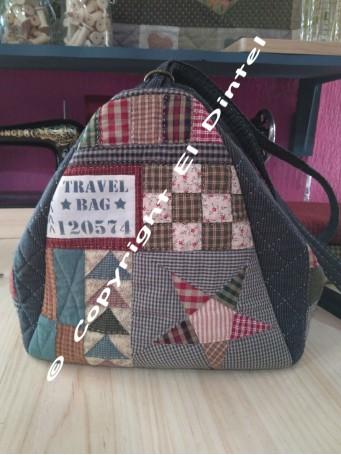 Mochila Travel Bag